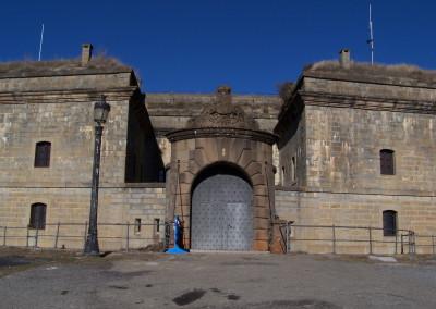 Entrada Fuerte de Rapitán